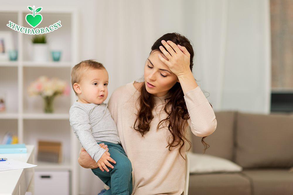 Suy nhược cơ thể sau sinh – Mối nguy hại với sức khỏe của phụ nữ!